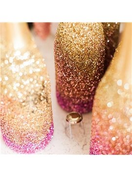 Fantastic DIY Decoration Multicolor Option Sparkling Glitter