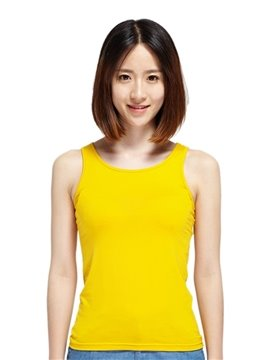 Fashion Popular Icy Cotton Slim Women's Vest Home Dress