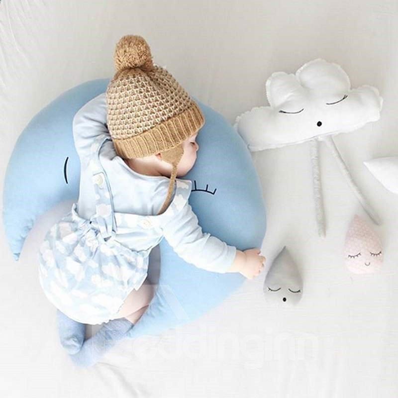 Super Soft Moon Design Throw Pillow Photo Prop Beddinginncom