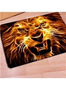Vivid Creative Design Lion Pattern Home Decorative Entrance Doormat