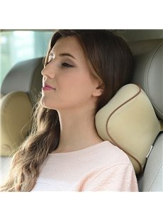 High-Grade Super Comfortable Single 1-Piece Neckrest Headrest Pillow