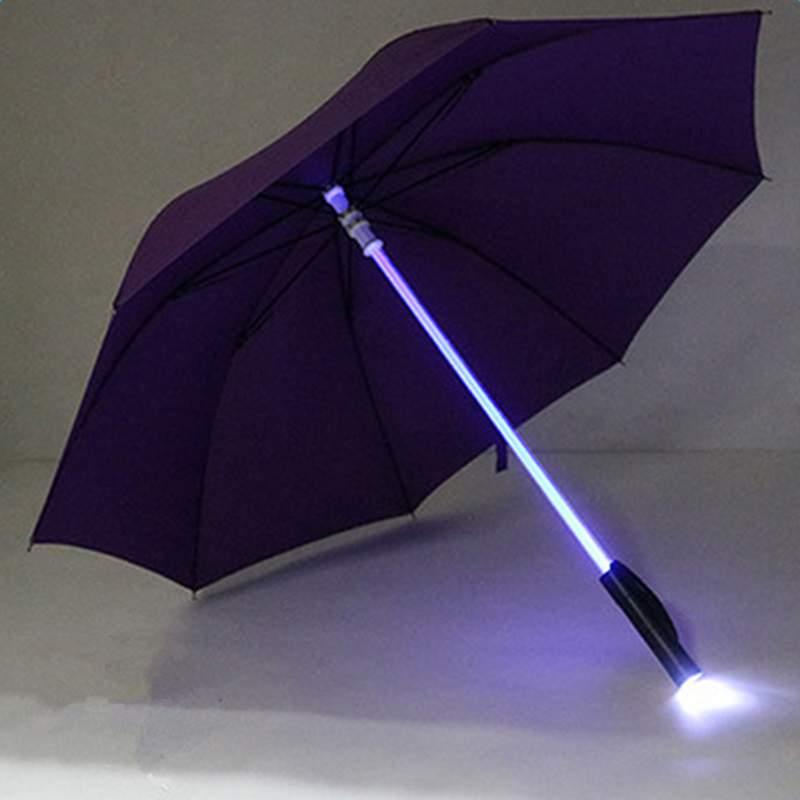 Creative Design Multicolor Option Luminous Umbrella