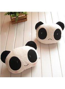 Lovely Cartoon Panda Design Single 1-Piece Of Headrest Pillow