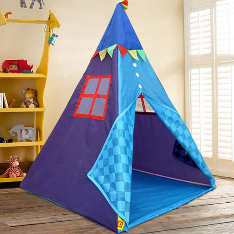 74 Cute Geometric Pattern Kids Indoor Tent Tepee & Cute Geometric Pattern Kids Indoor Tent Tepee - beddinginn.com