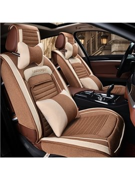 New Good Permeability Super High Cost-Effective Universal Five Car Seat Cover