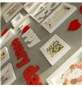 Gorgeous Modern Design Letters and Hearts Decoration Wall Photo Frames