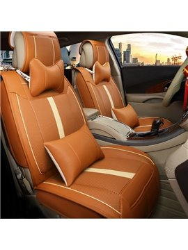 Multifunction-Use Massage And Refrigeration Features Durable Universal Five Car Seat Cover