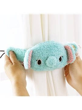 Cute Blue Koala Design Buckle Window Curtain Tieback