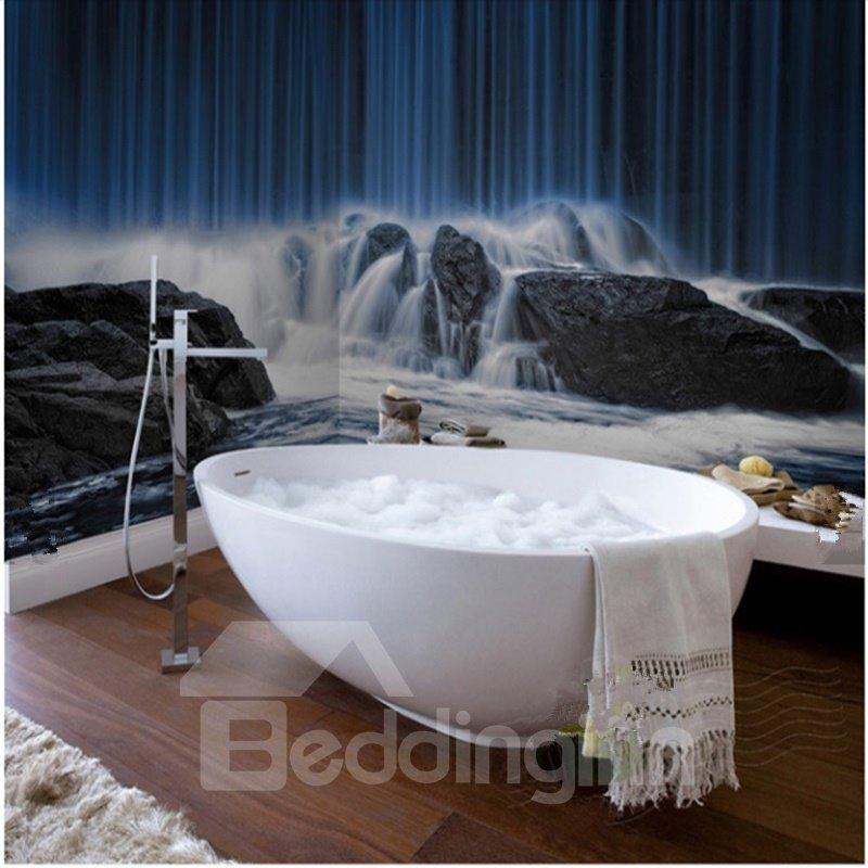 Natural Magnificent Waterfalls Scenery Waterproof 3D ...