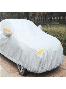 Full Car Body Cover Customed-Fit Popular Non-Woven Fabrics Material Car Sun Shades