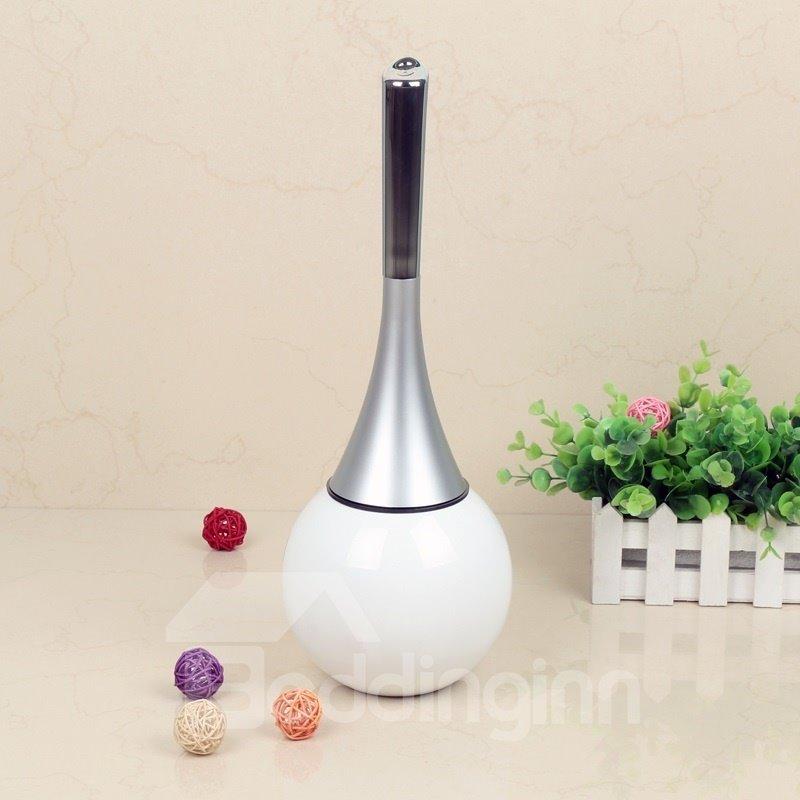Cute Design Toilet Brush Holder Set