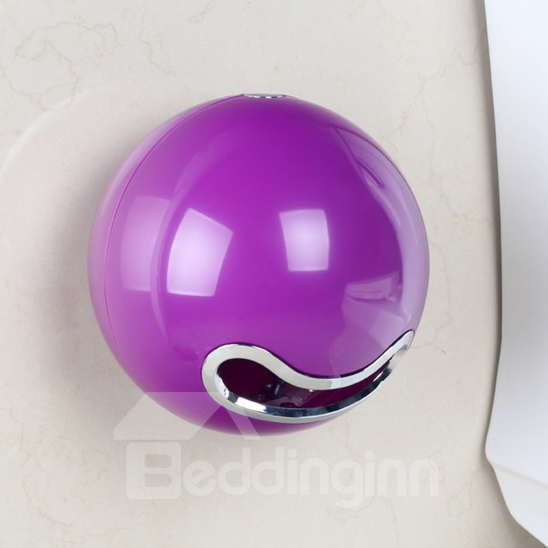 53 Creative Purple Acrylic Toilet Paper Holder