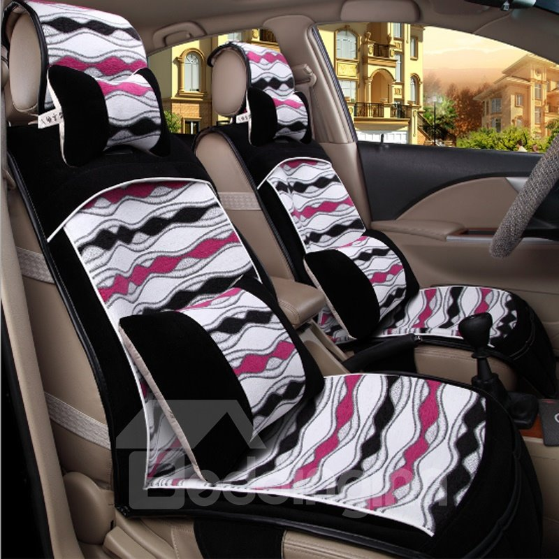 New Bright Design High-Grade Fabric Cost-Effective Universal Car Seat Cover
