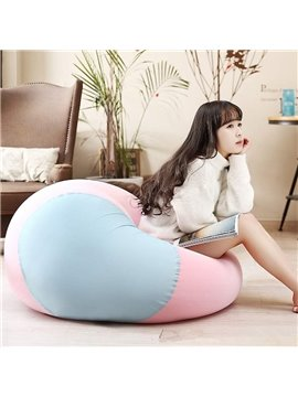 Soft Ball Design Collapible Bean Bag Chair