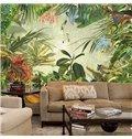 Stunning Selva Forest Scenery Pattern Waterproof Decorative 3D Wall Murals