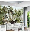 Modern Design Selva Forest Scenery Pattern Waterproof Decorative 3D Wall Murals
