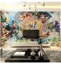 Stunning European Style God Pattern Design Waterproof 3D Wall Murals