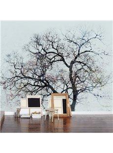 Black Sere Black Tree Pattern Living Room Decorative 3D Wall Murals