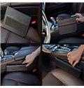 High-Grade Durable PU Leatherette Material Single Car Side Organizer