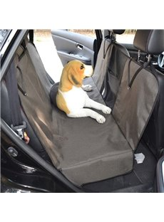 Deep Gray Special Design Large Size Waterproof Car Pet Mat