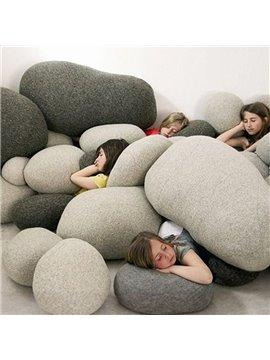 Vivid Emulational Rock Design Throw Pillow Sets