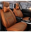 Charming Bright Color Style High-Grade Material Leather Universal Car Seat Cover