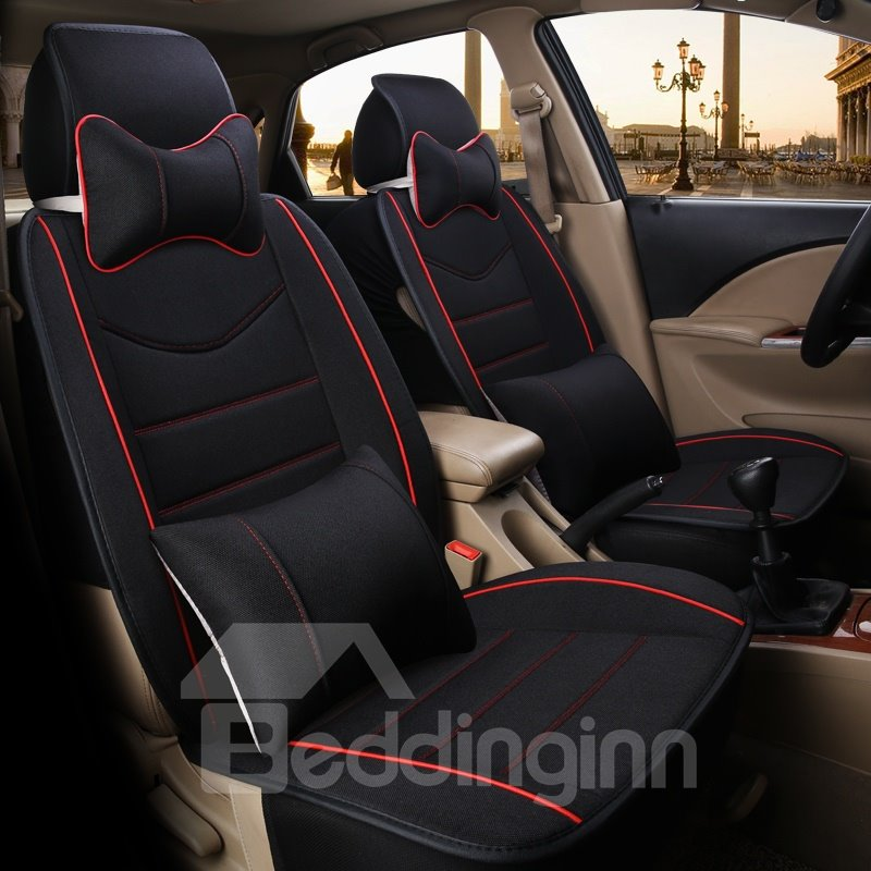High-Grade Cost-Effective Good Breathability Universal Five Car Seat Cover