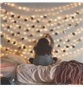 394in Length 100 Bulbs USB Waterproof Indoor and Outdoor Decoration String LED Lights
