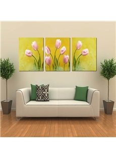 Fabulous Modern Design Flowers Pattern Framed Wall Art Prints