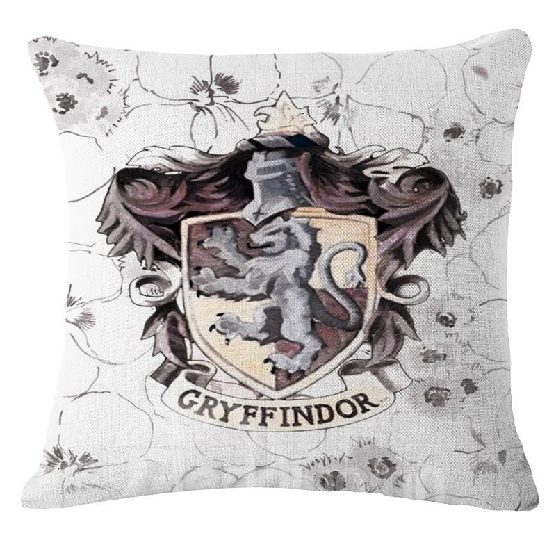 Chic Flower and Animal Design Square Throw Pillow