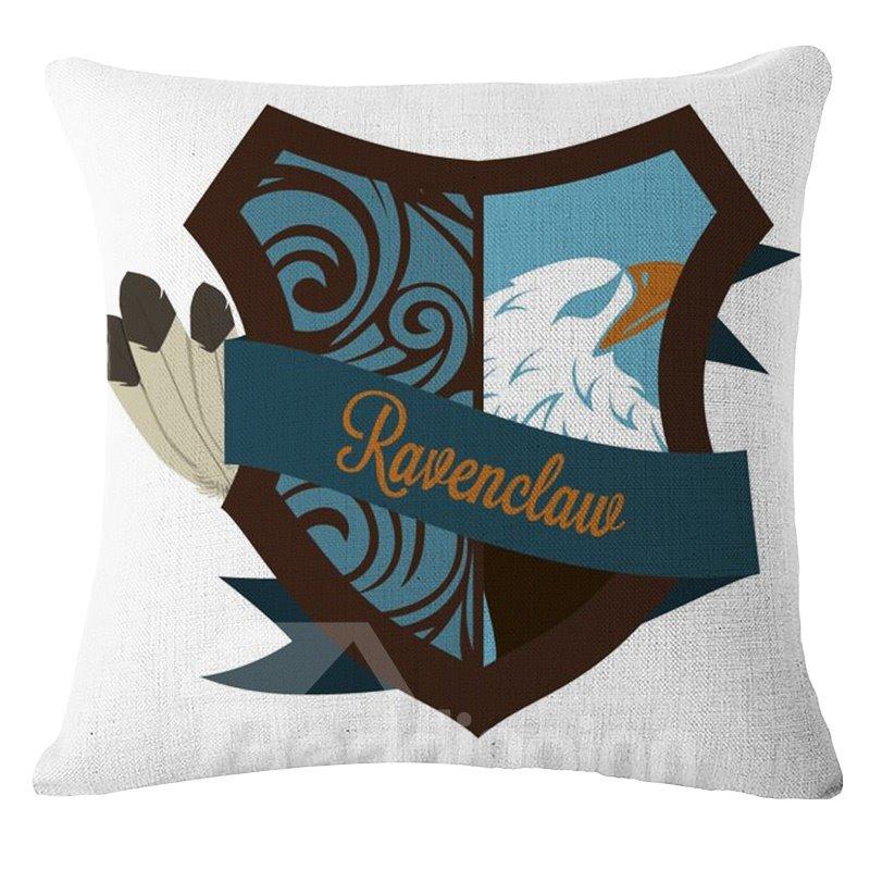 Creative Design Animal Print Square Throw Pillow