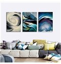 Creative Abstract Clouds Pattern 3 Panels Framed Wall Art Prints