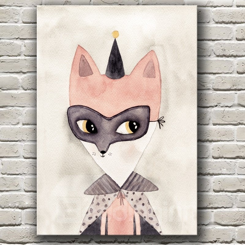 Creative and Elegant Modern Beautiful Rats Pattern Framed Wall Art Prints