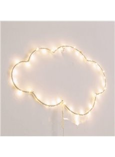 Modern Fashion Design Clouds Shape Battery LED Night Lights