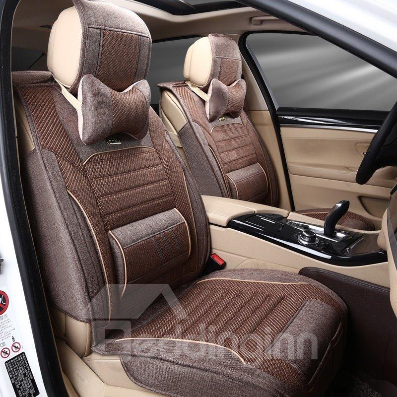 Modern Design Soft Beautiful Design Luxurious Car Seat Covers