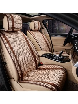 Sophisticated Technology Flax And Natural Fibers Durable Car Seat Covers