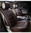 Three-dimensional Colorful Business Genuine Leather Car Seat Covers