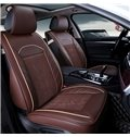 Genuine Leather Ice Silk And Rayon Solid Durable Cost-Effective Car Seat Covers
