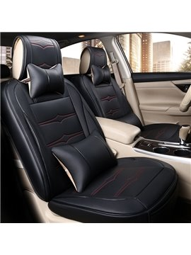 Ice Silk And Rayon Solid Durable Cost-Effective Car Seat Covers
