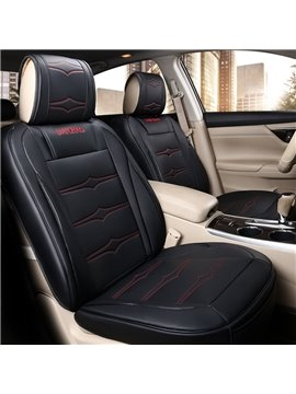 Permeability Genuine Leather Business Solid Cost-Effective Car Seat Covers