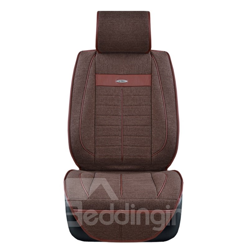 Flax And Natural Fibers Health Solid Cost-Effective Car Seat Covers