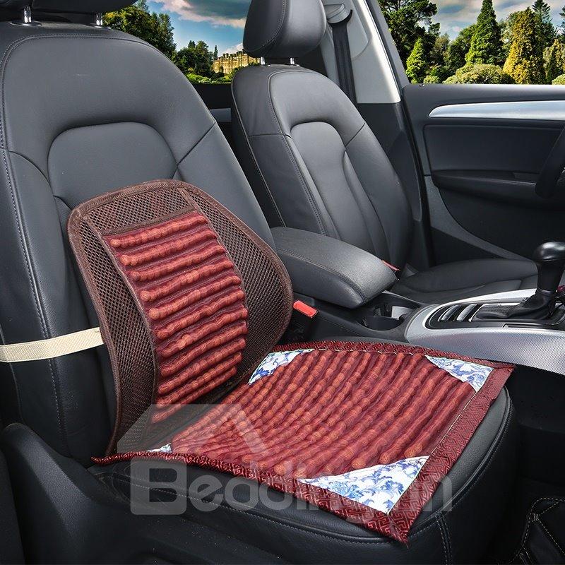 Permeability Rubbing Beautiful Color health Luxurious Car Pillow