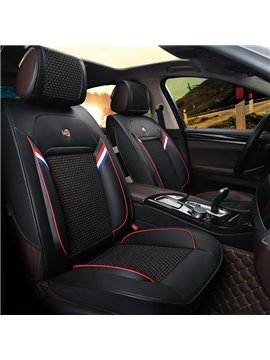 Business Economic Ice Silk And Rayon Durable Car Seat Covers