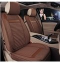 Cozy Permeability Rubbing Textured Flax And Natural Fibers Economic Car Seat Cover