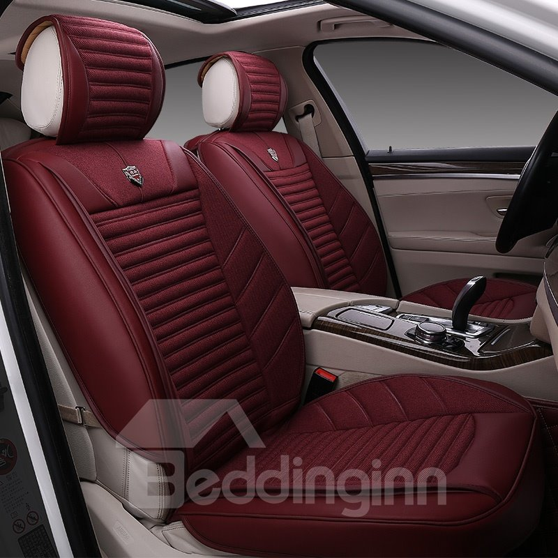 Three-dimensional Rubbing Permeability health Cloth Moderate Price Car Seat Cover