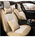 Business Styled Manufacturing Economical Ice Silk And Rayon Car Seat Cover