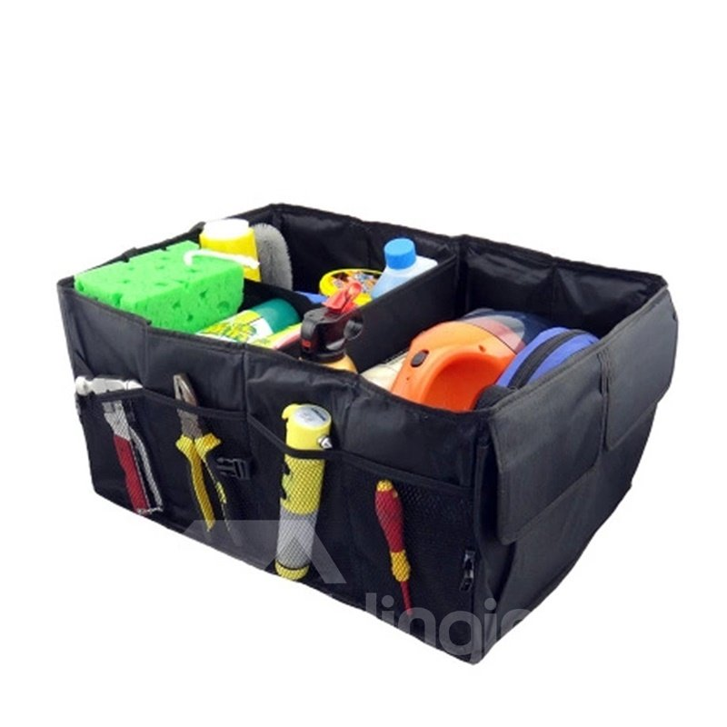 Stable Quality Business Easy to Carry Oxford Cloth Car Organizer