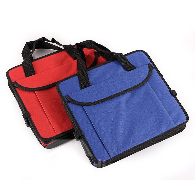 Durable Business Folding Convenient Oxford Cloth Car Organizer