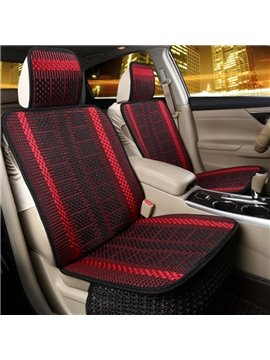 Breathable Lightweight Ice Silk And Rayon Universal Car Seat Cover