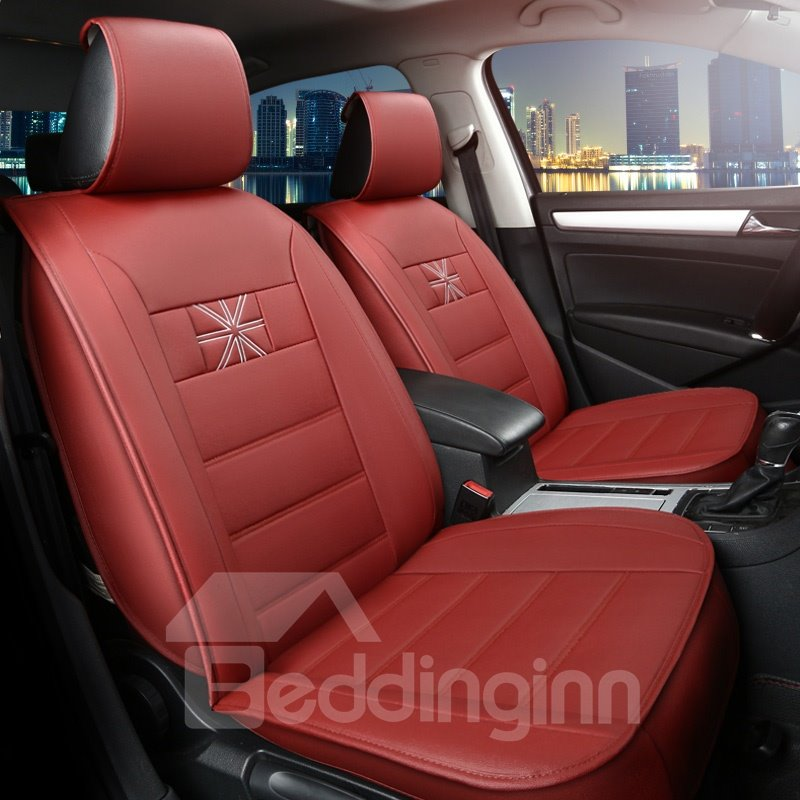 Simple Casual Business Styled Designed For Max Comfort Universal Car Seat Cover